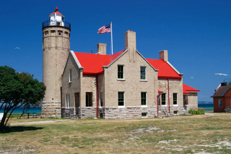 Did You Know: Old Mackinac Point Lighthouse