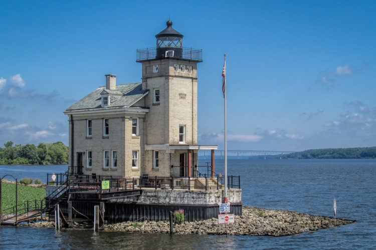Did You Know: Rondout Creek Leading Light