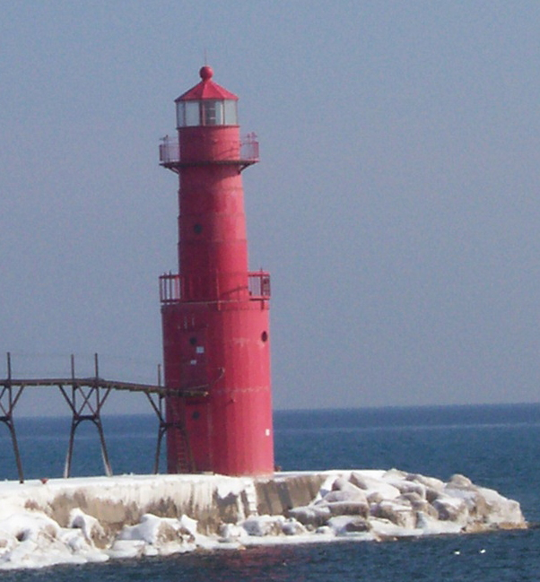 Algoma Pierhead Lighthouse