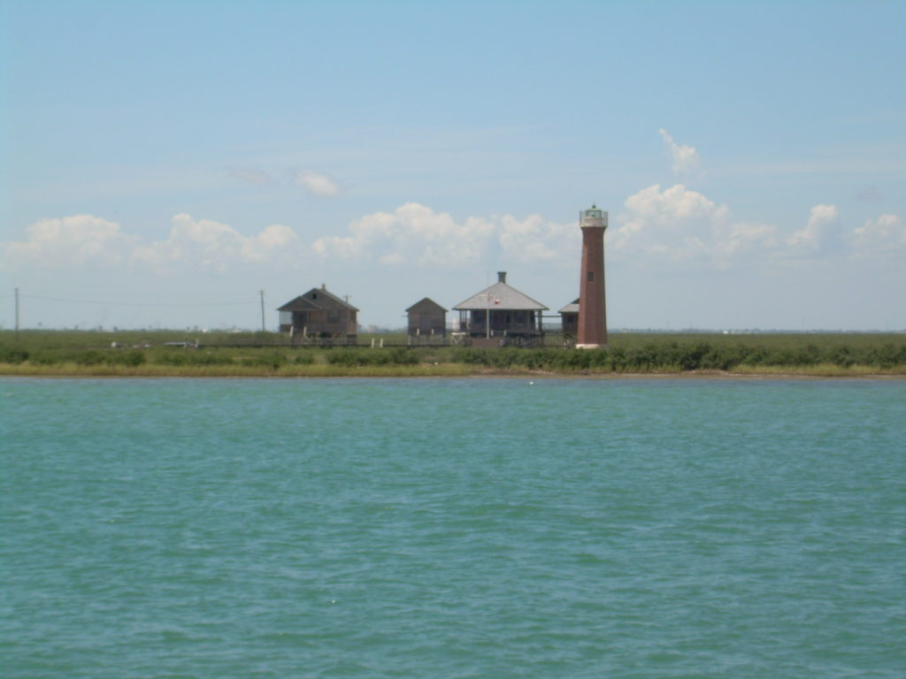 Aransas Pass Light Station