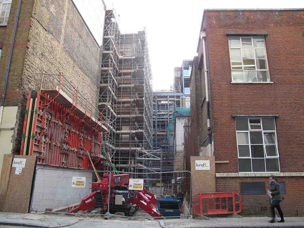 Green Project - Urban Infill Redevelopment